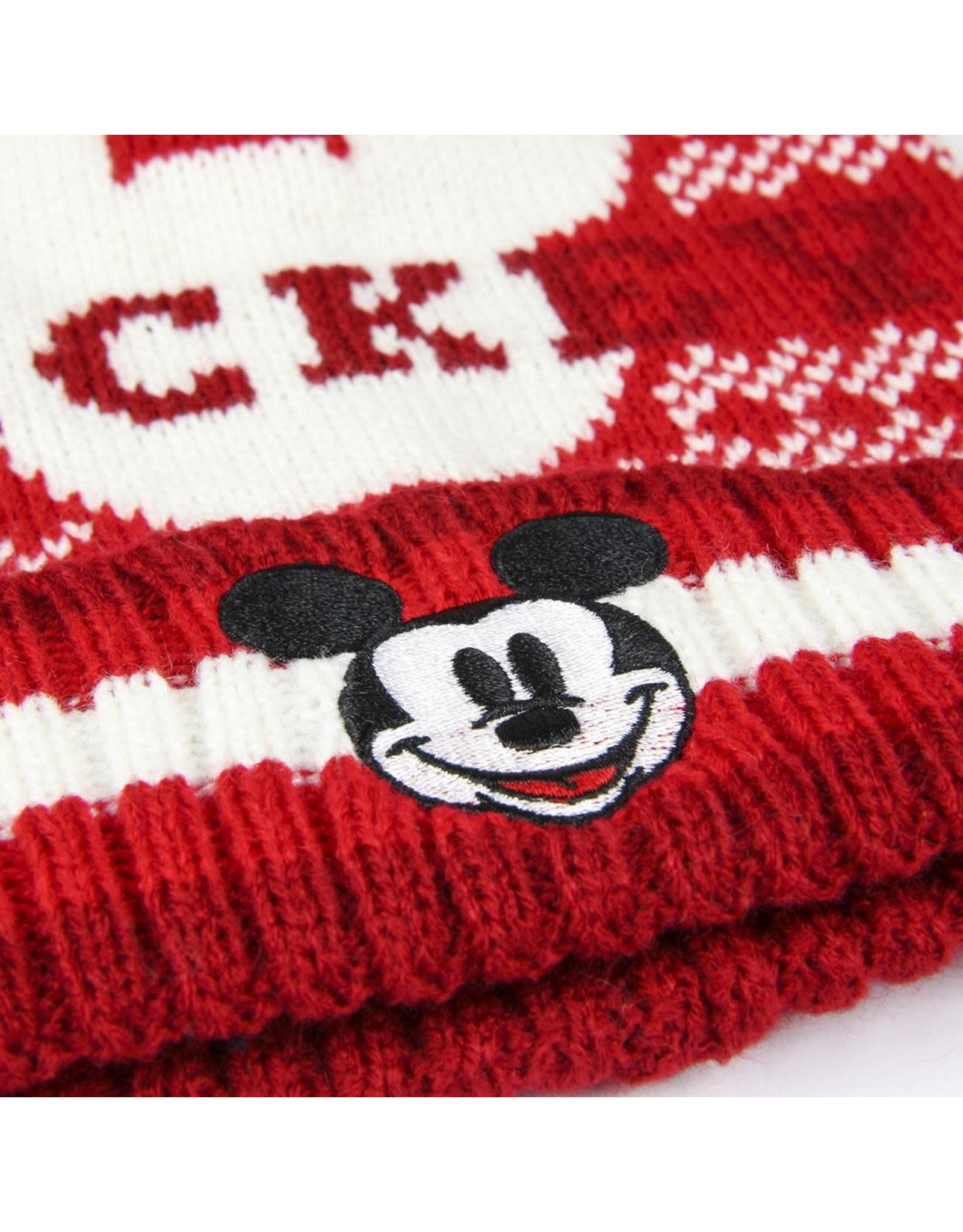 DISNEY - Kids Muts - Pompon - Mickey