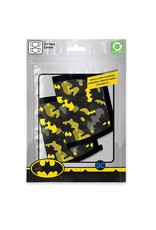 Pyramid International BATMAN Premium Face Mask Covers pack of 2 - Camo Yellow