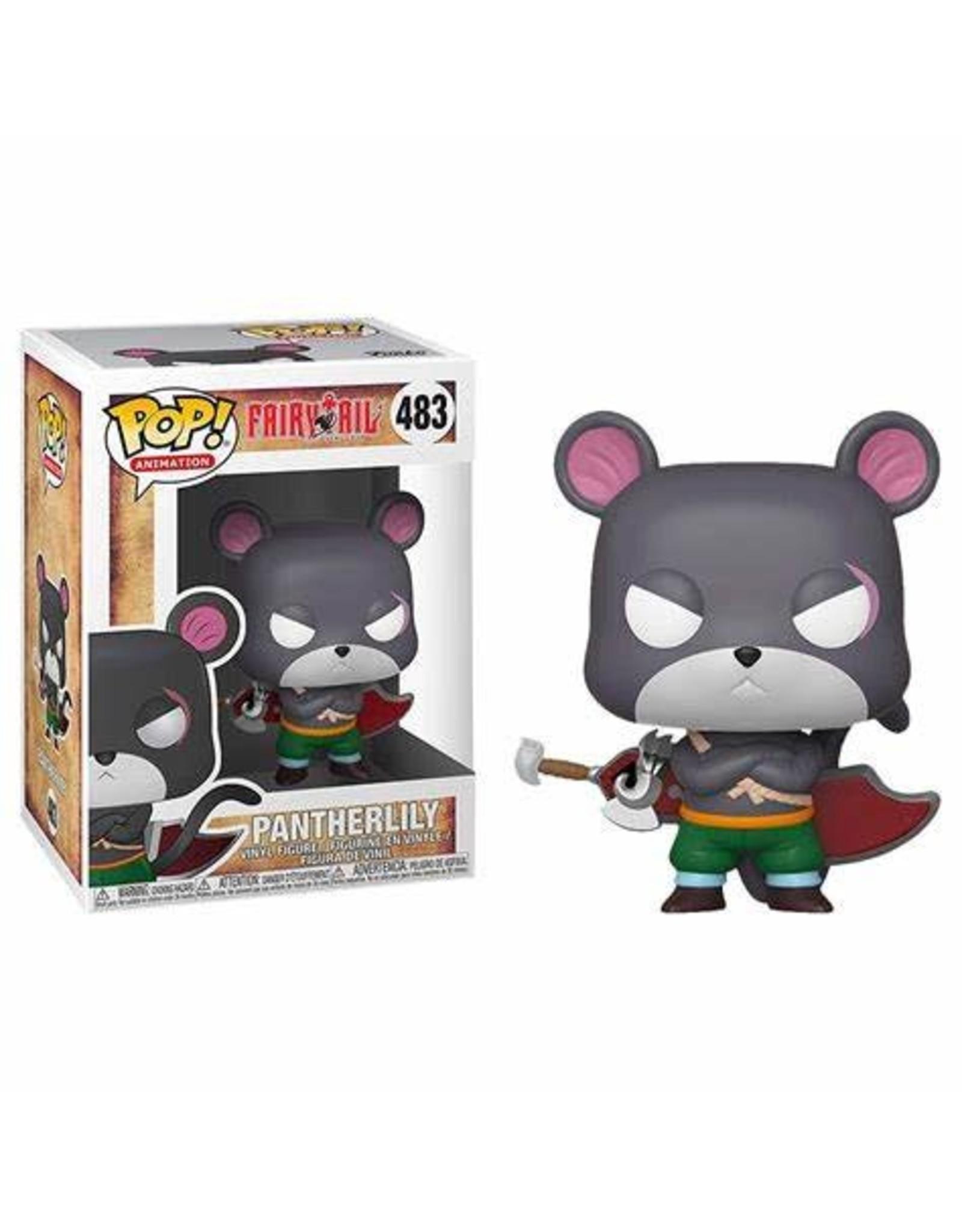 Funko FAIRY TAIL POP! Pantherlily 9 cm