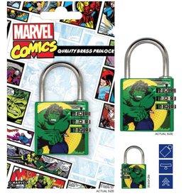 MARVEL - Brass Padlock - Hulk