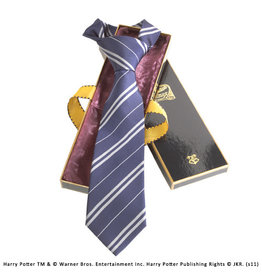 HARRY POTTER - House Tie 100% Silk - Ravenclaw