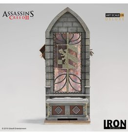 Iron Studios ASSASSIN'S CREED II - Figure 1/10 Art Scale - Ezio Auditore 31cm