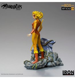 Iron Studios THUNDERCATS Resin statue BDS Art 20cm -  Cheetara