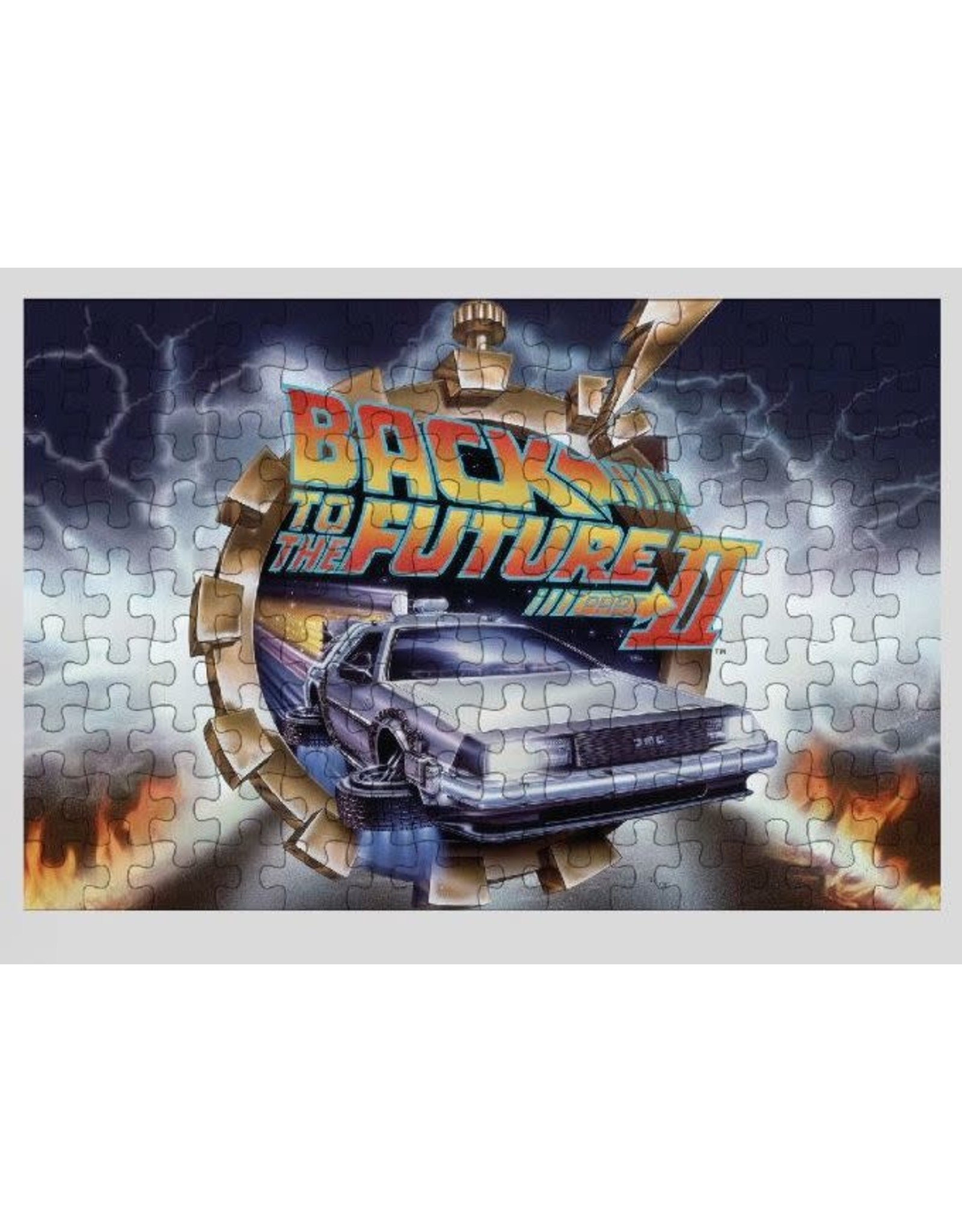 SD Toys BACK TO THE FUTURE Puzzle 1000P - Back to the Future II