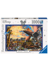 THE LION KING Puzzle 1000P - Collector's Edition
