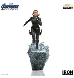 Iron Studios AVENGERS ENDGAME Resin statue BDS Art 21cm - Black Widow