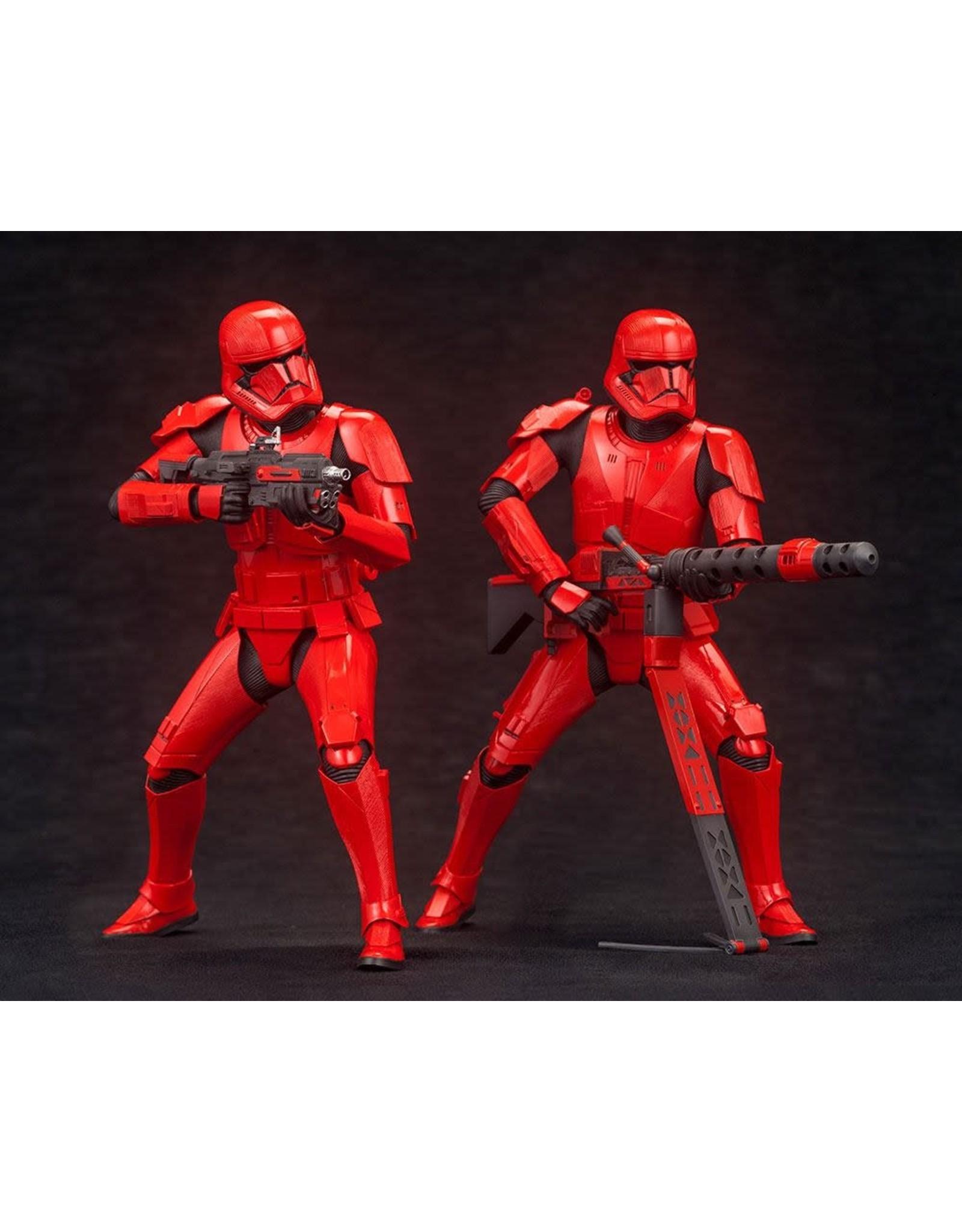 STAR WARS IX - Figurine ARTFXJ - 2 Figs Pack - Sith Troopers