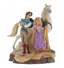Disney TANGLED Traditions 21x15.5x14.5cm - Live your Dream