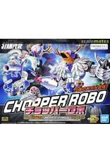 Bandai ONE PIECE - Model Kit - Chopper Robo 20th anniversary box set - 22cm
