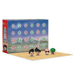 Funko DRAGON BALL Z Advent Calendar with 24 figures