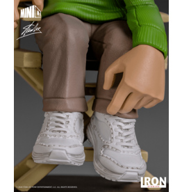 Iron Studios STAN LEE Figure Mini Co. 14cm