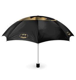 Hole in the Wall BATMAN Umbrella - Bat and Gold