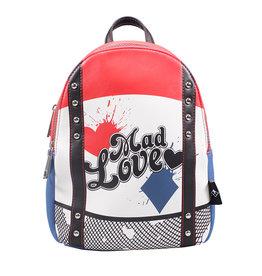 HARLEY QUINN Mini Backpack - Mad Love