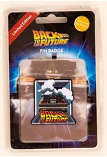 FaNaTtik BACK TO THE FUTURE Pins - Limited Edition