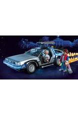 Playmobil BACK TO THE FUTURE playmobil - Delorean