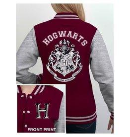 HARRY POTTER Varsity Jacket GIRL - Hogwarts (XL)