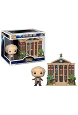 Funko BACK TO THE FUTURE Pop Town N° 15 - Doc with Clock Tower