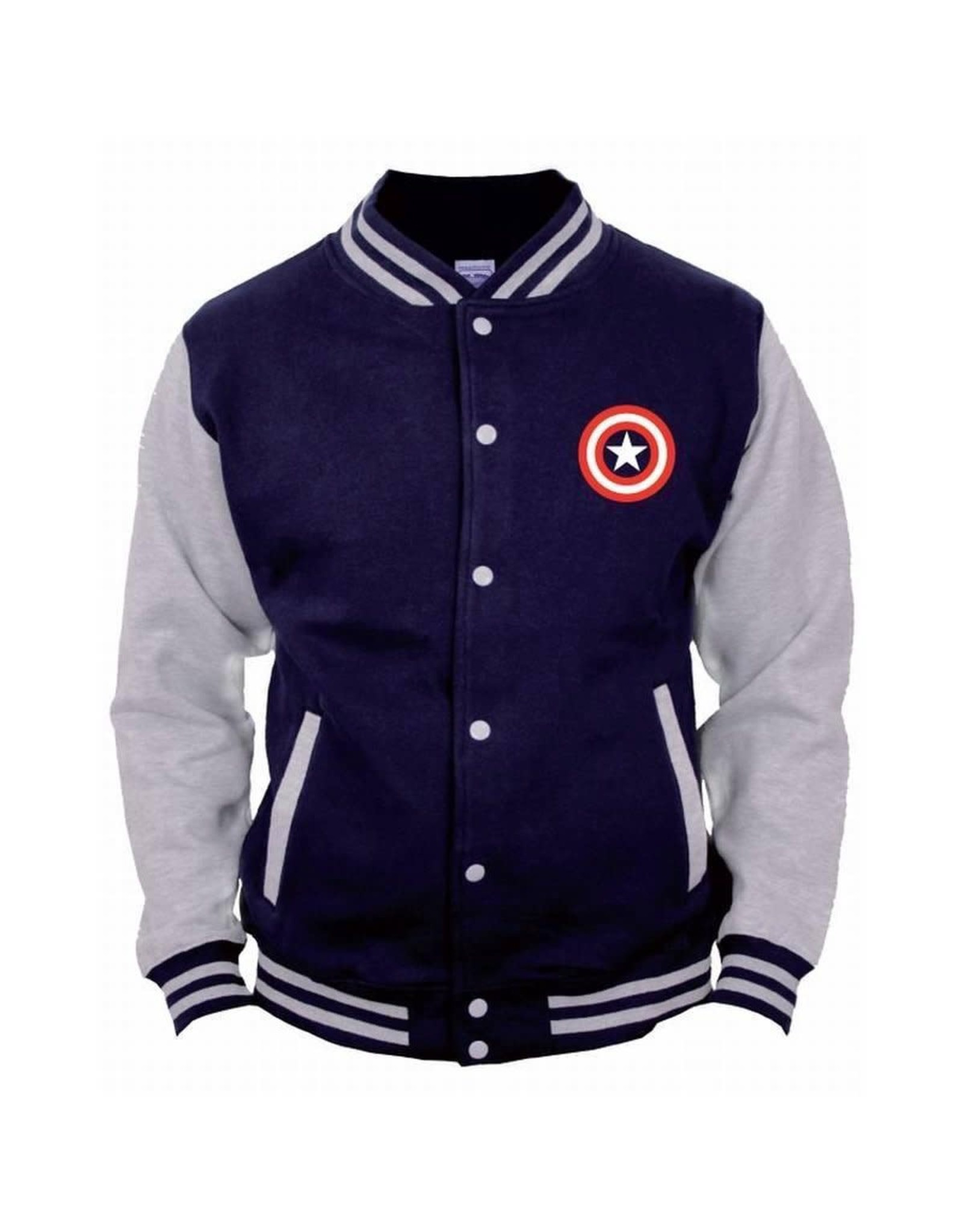 CAPTAIN AMERICA - Jacket Teddy Logo (XL)