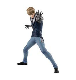 Good Smile Company ONE PUNCH MAN Statue PVC Pop Up Parade 17cm - Genos