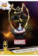 MARVEL - Diorama PVC - Iron Spider-Man - 16 Cm