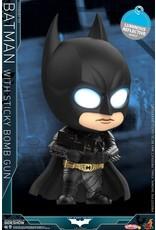 DC COMICS - Cosbaby Batman Sticky Bomb Gun - Figure 12cm