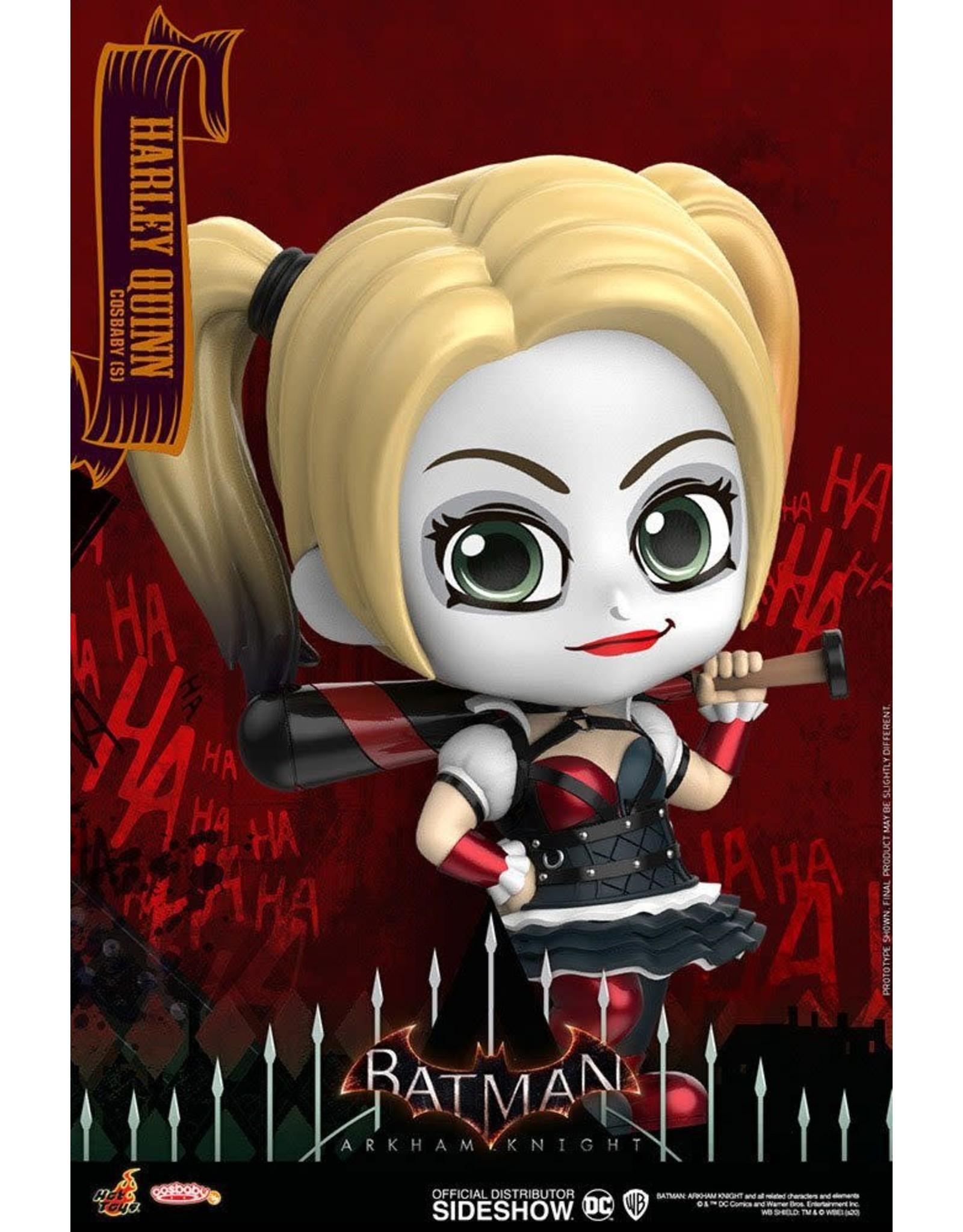 Hot Toys DC COMICS Cosbaby Figure 12cm - Harley Quinn