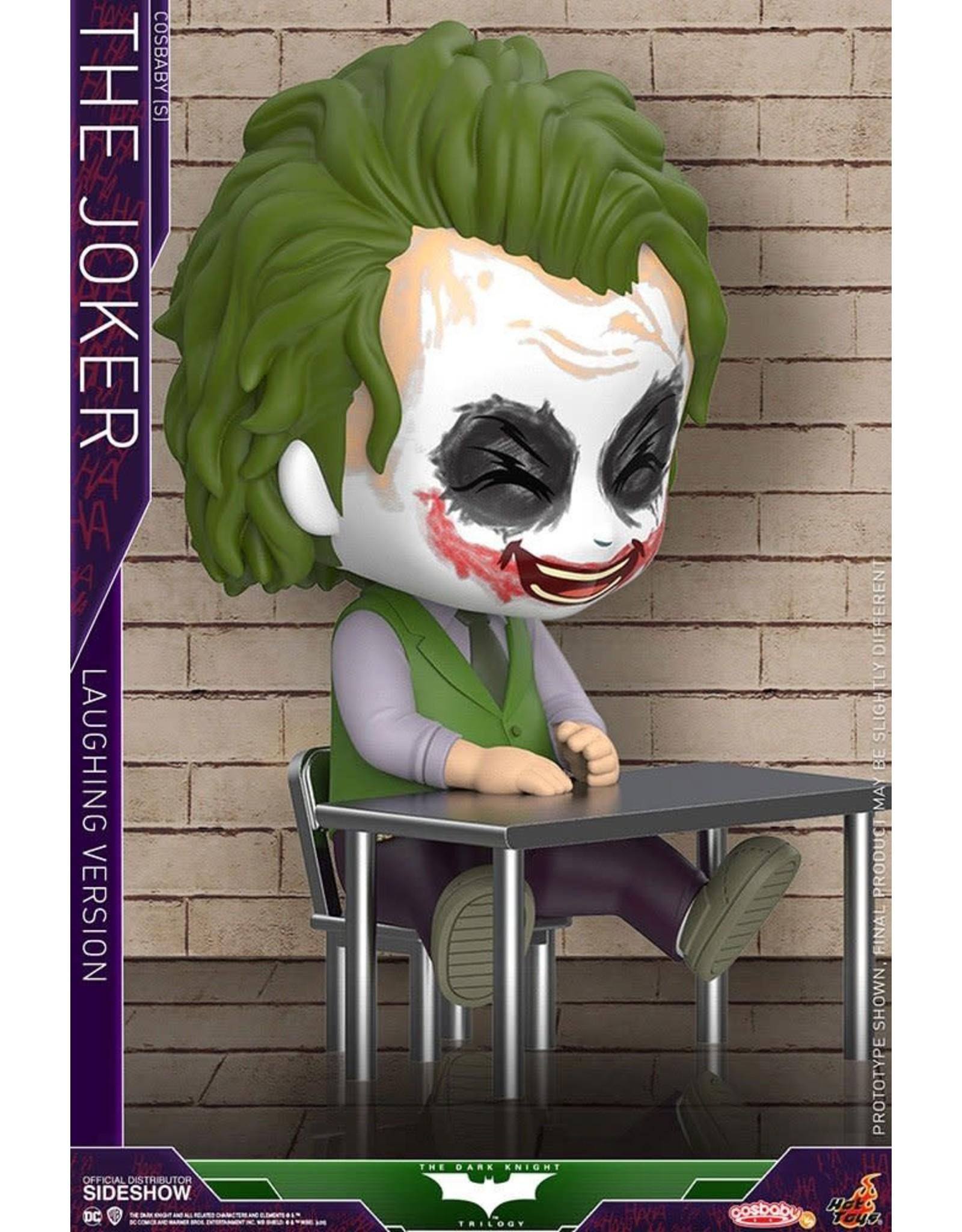DC COMICS - Cosbaby Joker Laughing - Figure 12cm