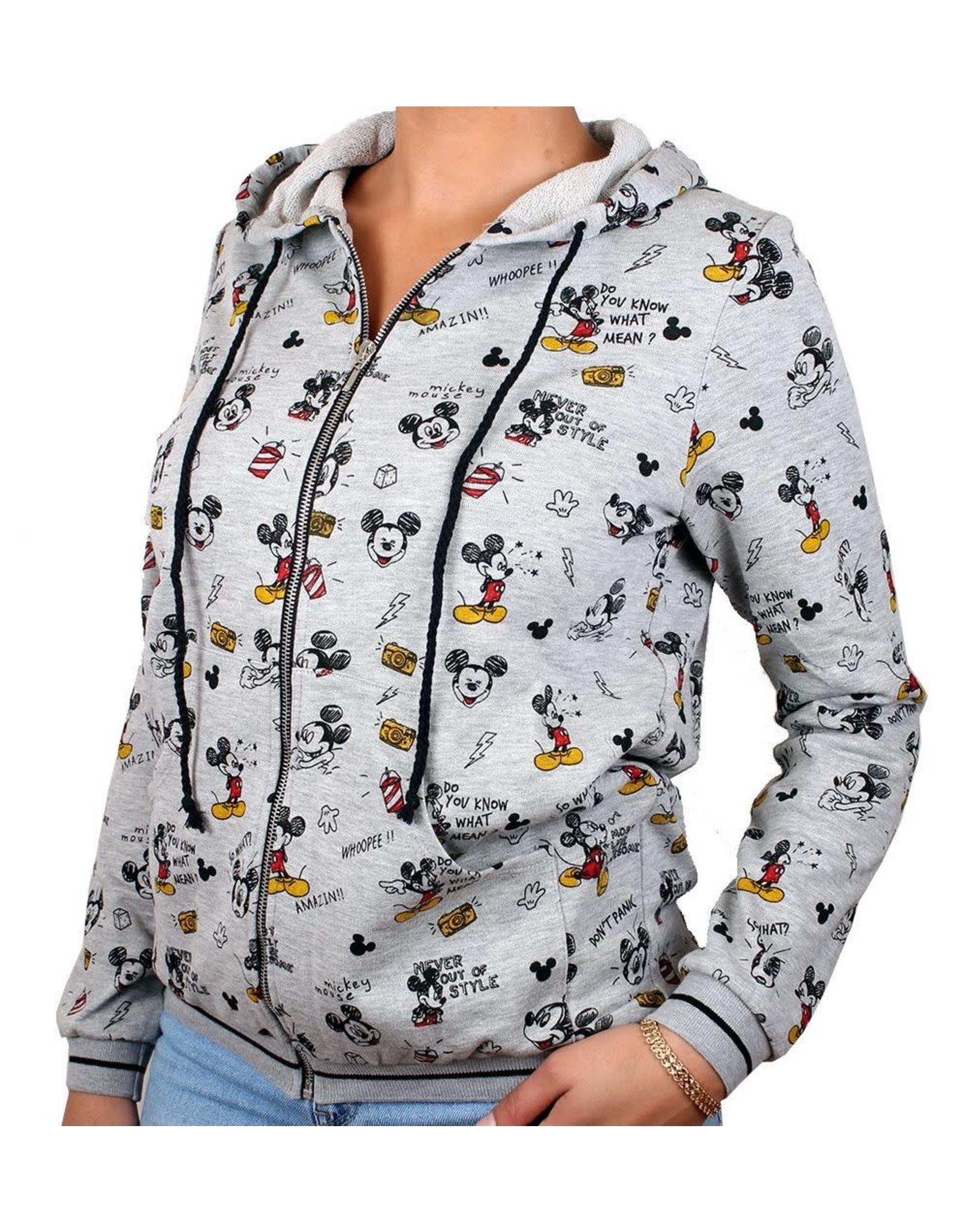 DISNEY - Hoodie Mickey Sketchr GIRL (S)