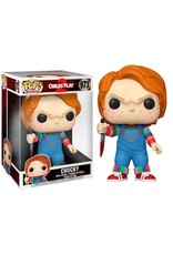 "CHILD'S PLAY 2 POP! N° 973 - Chucky 10"" Super Sized"