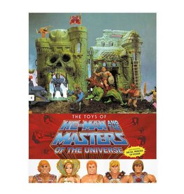 Dark Horse MASTERS OF THE UNIVERSE Art Book The Toys of He-Man and The Masters of the Universe (UK)