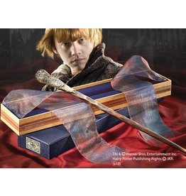 Noble Collection HARRY POTTER Ollivander Wand - Ron Weasley