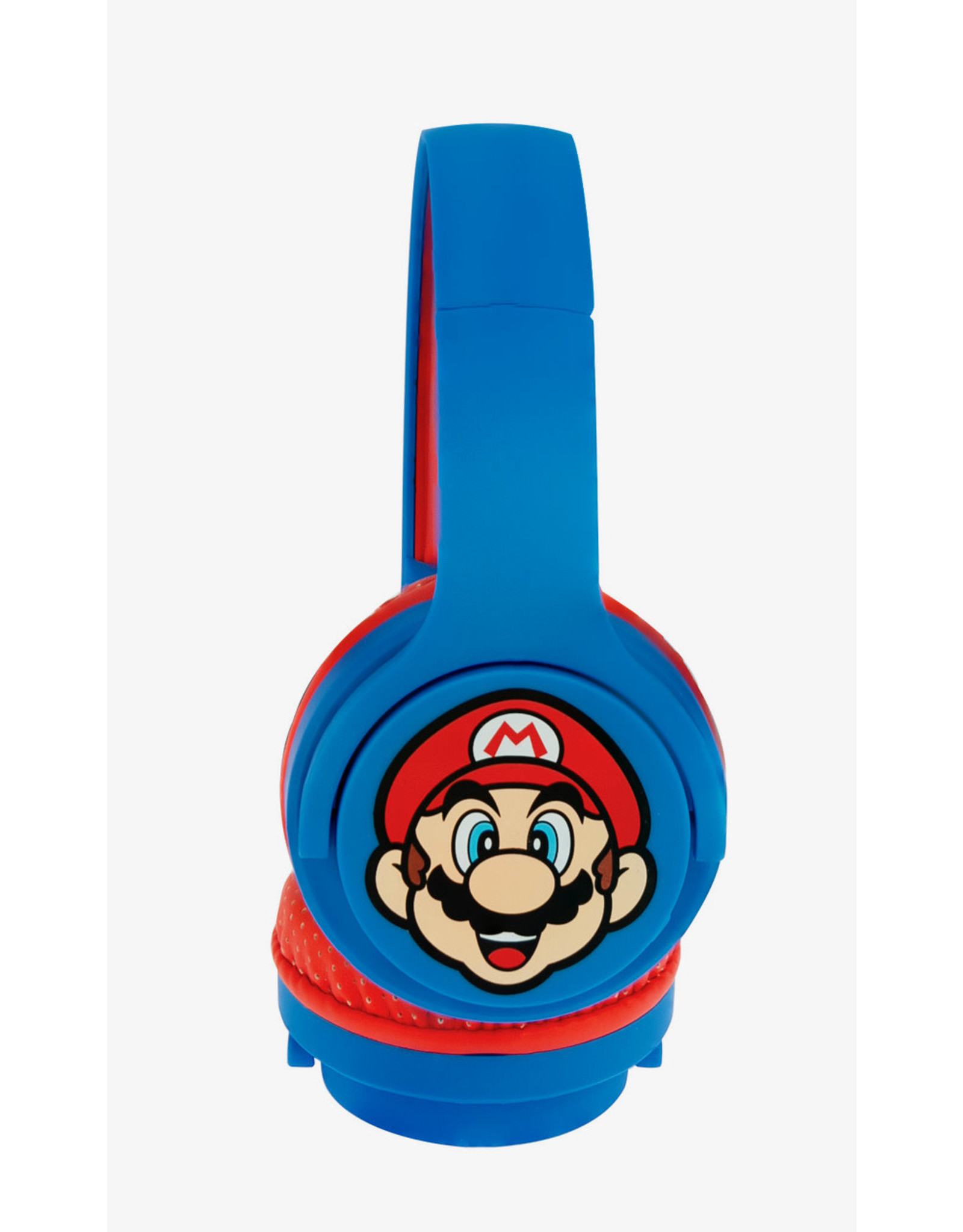 SUPER MARIO Casque Audio Bluetooth OTL 3-7 Junior 85db - Super Mario