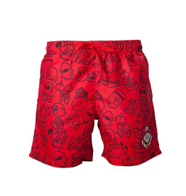 SUPER MARIO Red Swimshort (M)