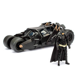 DC COMICS - Batman the Dark Night Batmobile 1:24
