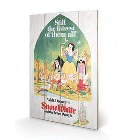 DISNEY - Printing on wood 40X59 - Snow White