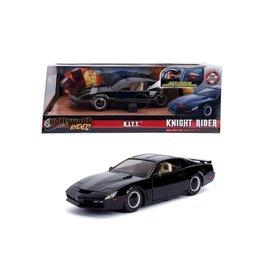 Jada Toys KNIGHT RIDER Model 1:24 Scale  - 1982 Pontiac Trans AM 1 K.I.T.T.
