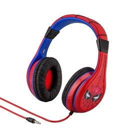 MARVEL - Spiderman Over The Ear Headphones Microphone 'iHome'