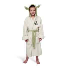 STAR WARS - Bathrobe - Yoda - Enfant - Taille (M)