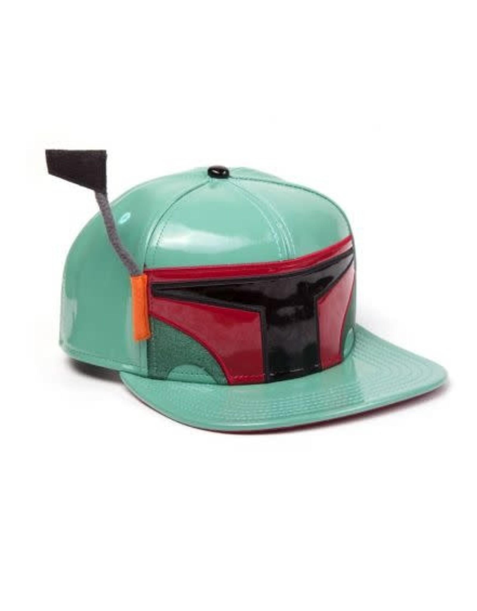 STAR WARS Premium Cap - Boba Fett With Antenna