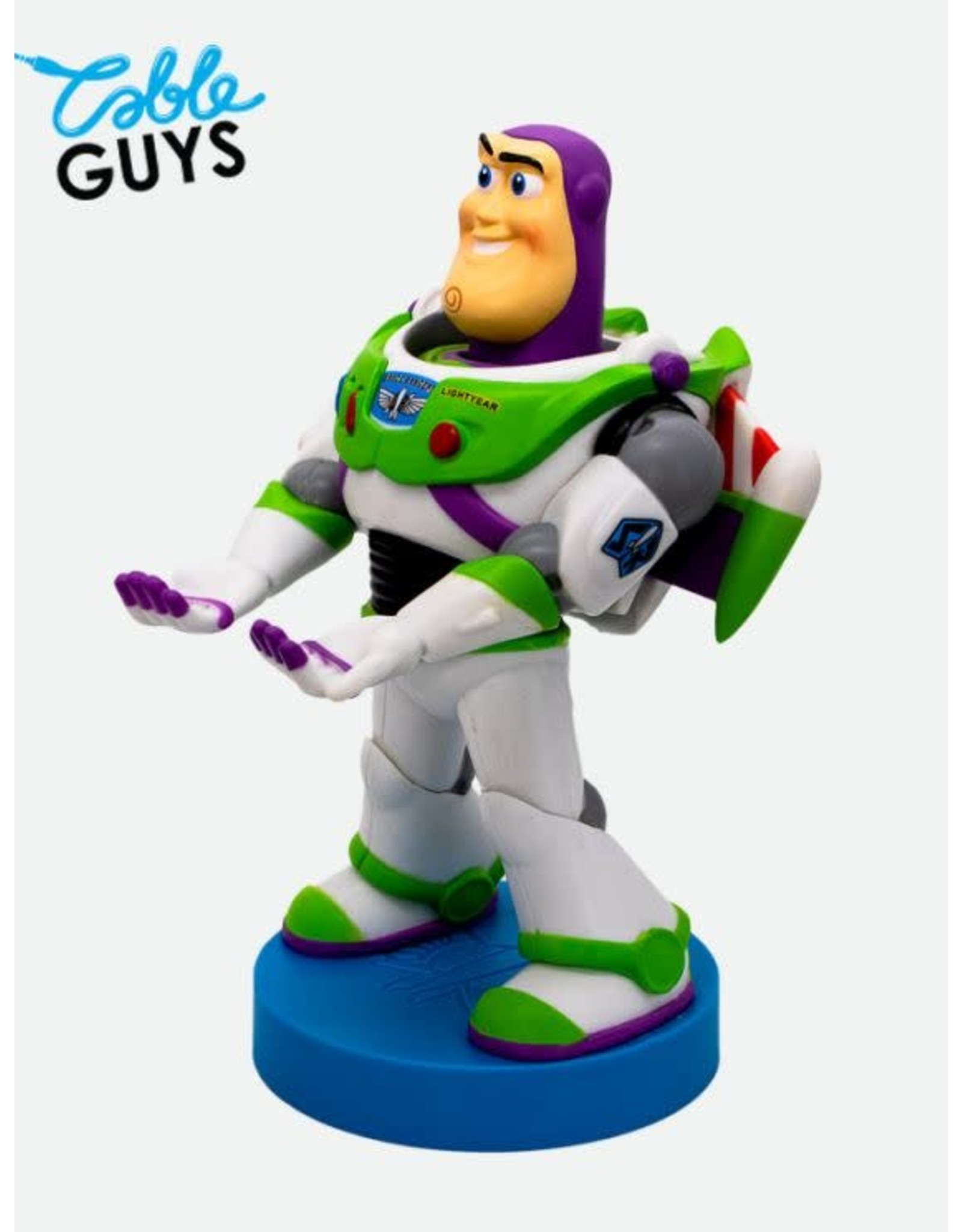 Exquisite Gaming TOY STORY Cable Guys Charging Holder 20cm - Buzz Lightyear