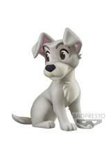 DISNEY - Fluffy Puffy - Lady and the Tramp - Tramp - 7cm