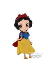 DISNEY - Q Posket Snow White - Princess Vers. A - 14cm