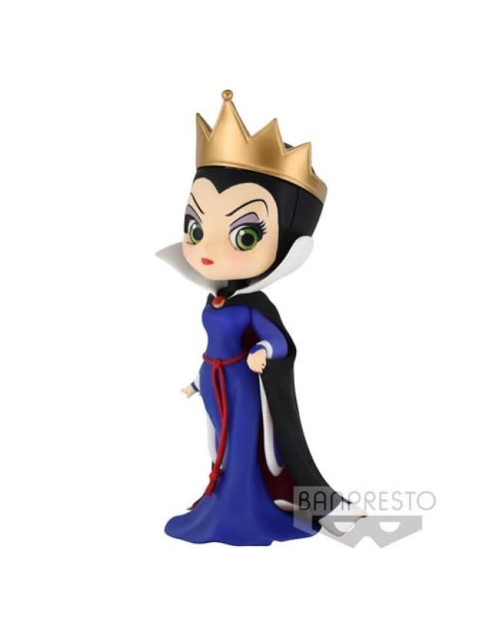 DISNEY - Q Posket Snow White - Queen Vers. A - 14cm