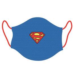 Warner Bros SUPERMAN Adult Face Mask