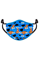 Difuzed COOKIE MONSTER Adult Face Mask