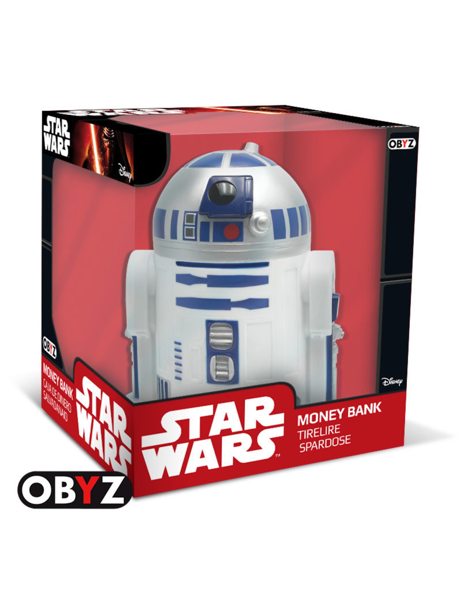 STAR WARS - Bust Bank - R2-D2