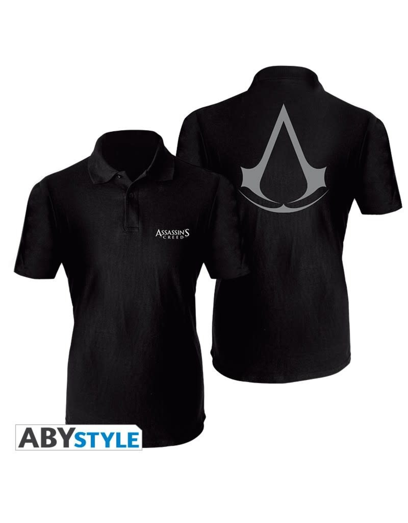 ASSASSIN'S CREED - Polo - Crest (L)