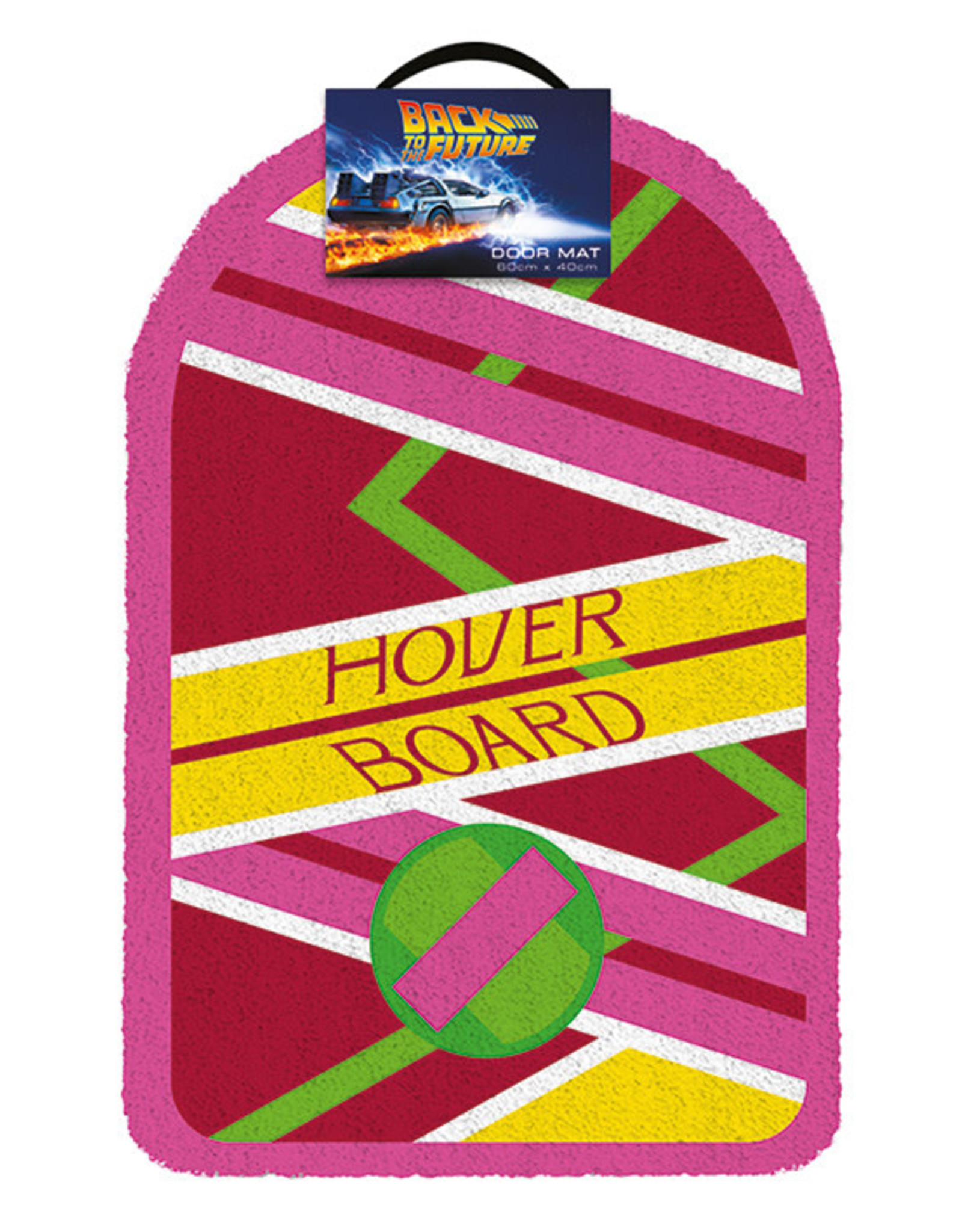 Pyramid International BACK TO THE FUTURE Doormat - Hoverboard
