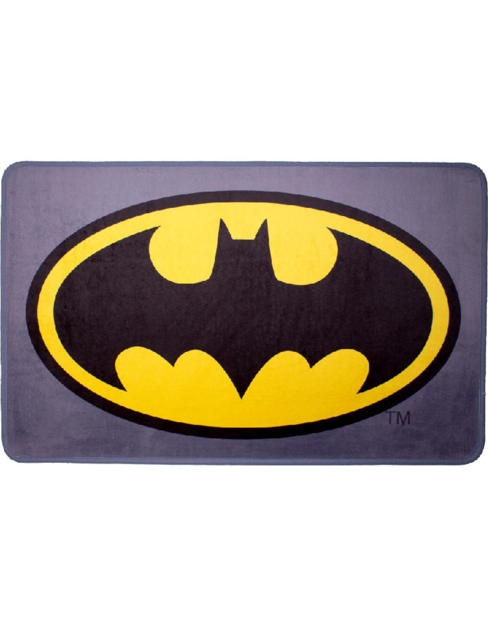 BATMAN Microfiber mat 70x50cm - Logo Batman