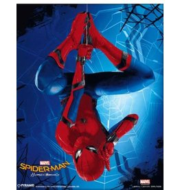 Pyramid International SPIDERMAN 3D Lenticular Poster 26x20 - Homecoming Hanging
